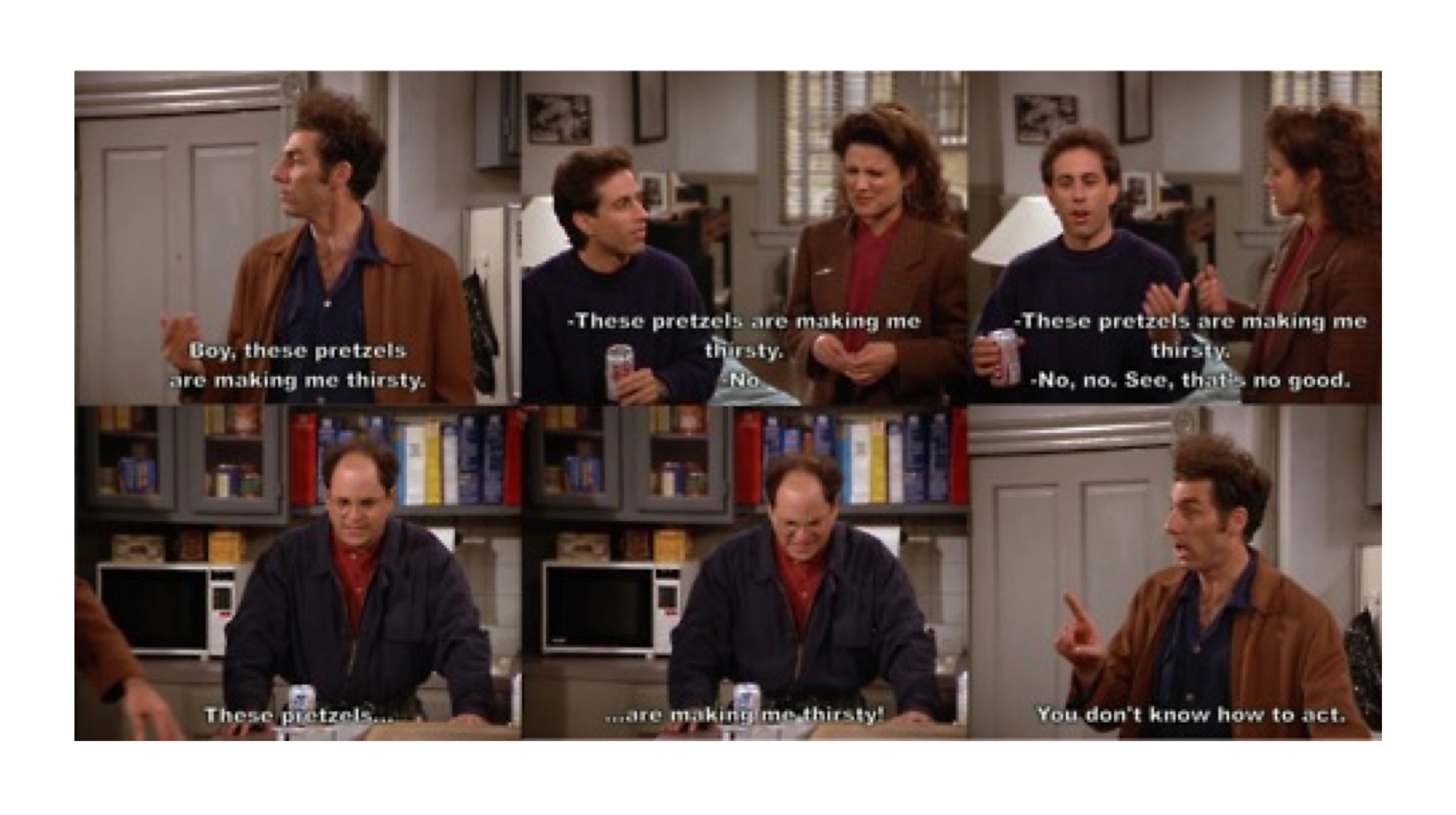 Seinfeld Quotes Famous Quotes About 'seinfeld'  Sualci Quotes