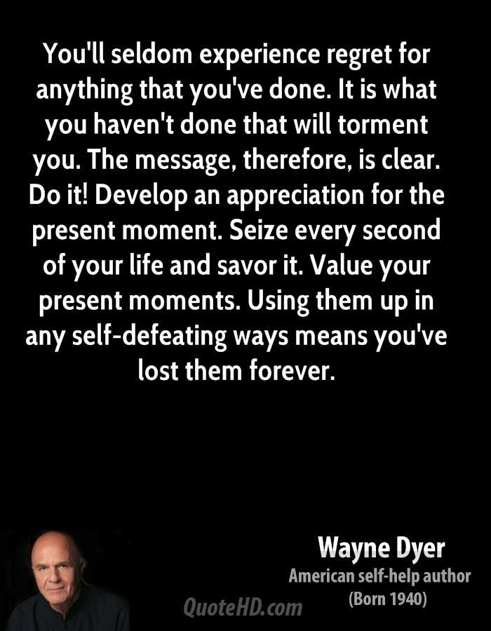Seldom quote #7