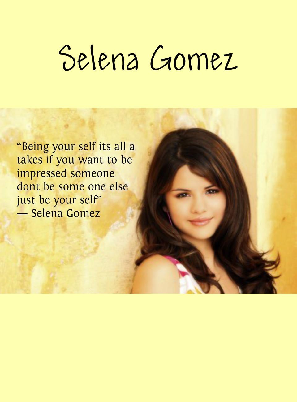 Selena Gomez's quote #8