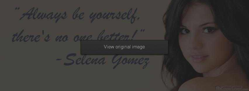 Selena Gomez's quote #7