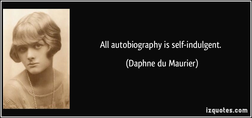 Self-Indulgent quote #2