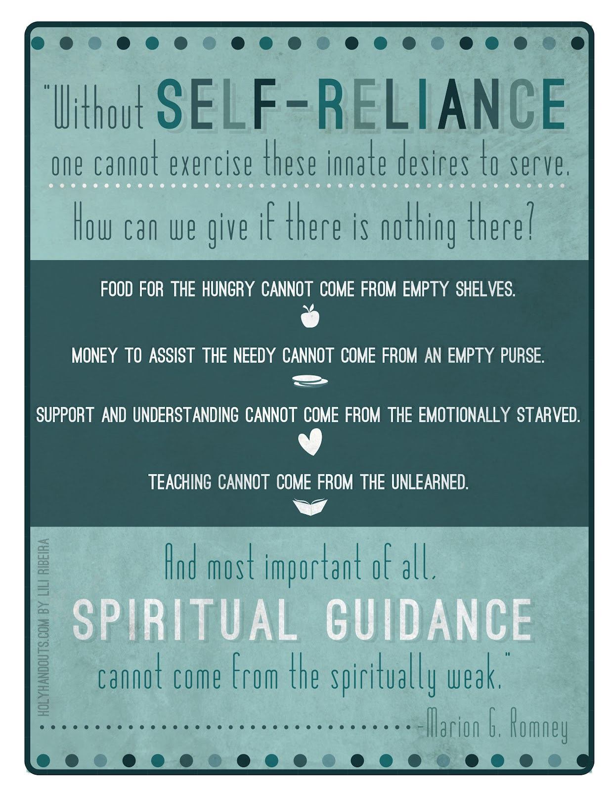 Self Reliance Image Quotation 7 Sualci Quotes