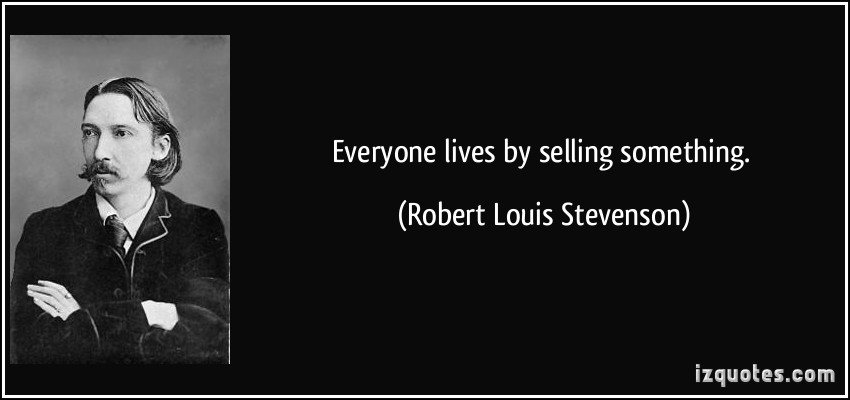 Selling quote #7
