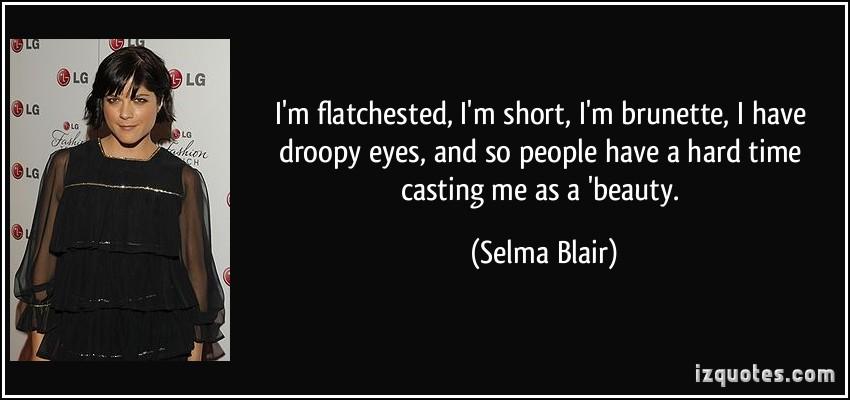 Selma Blair's quote #4