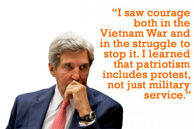 Senator Kerry quote #1
