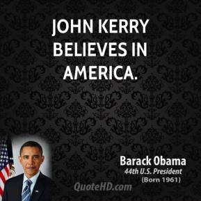 Senator Kerry quote #2