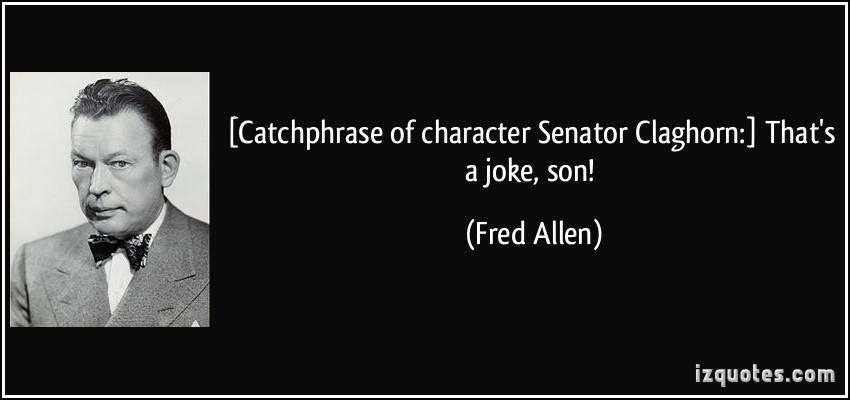 Senator quote #2