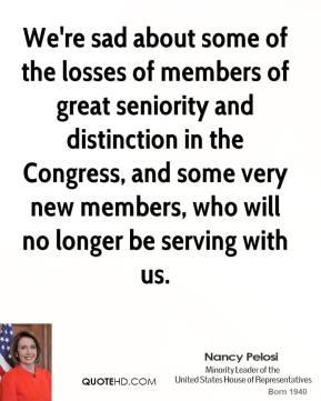 Seniority quote #2