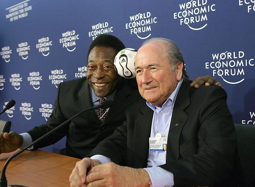 Sepp Blatter's quote #4