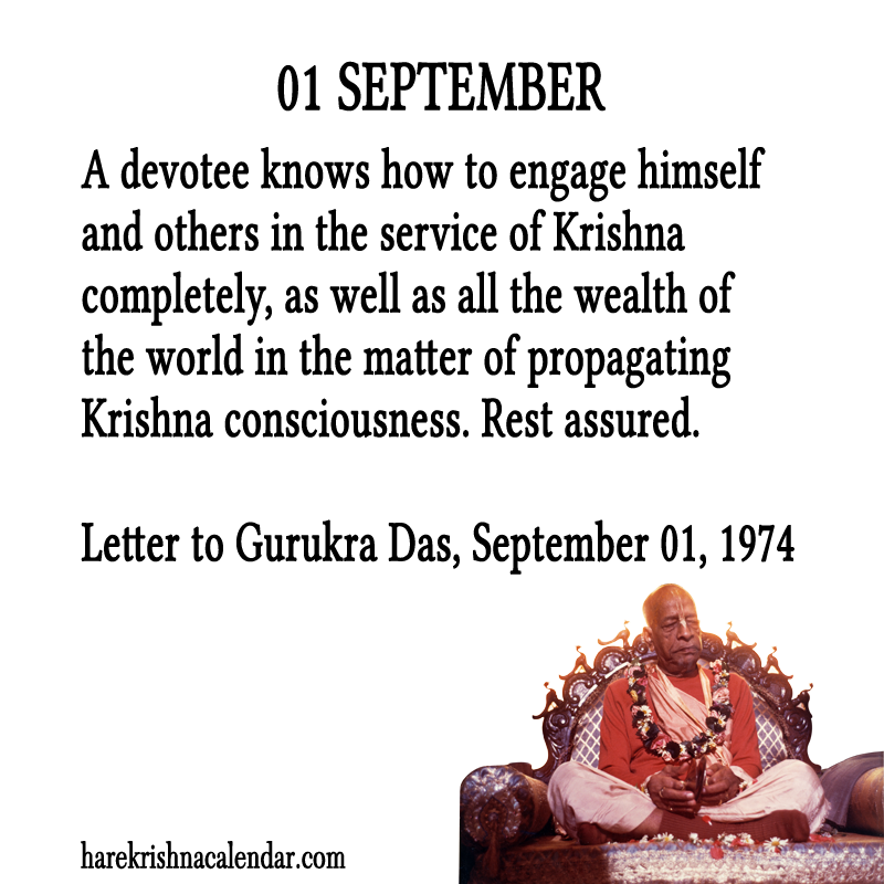 September quote #6