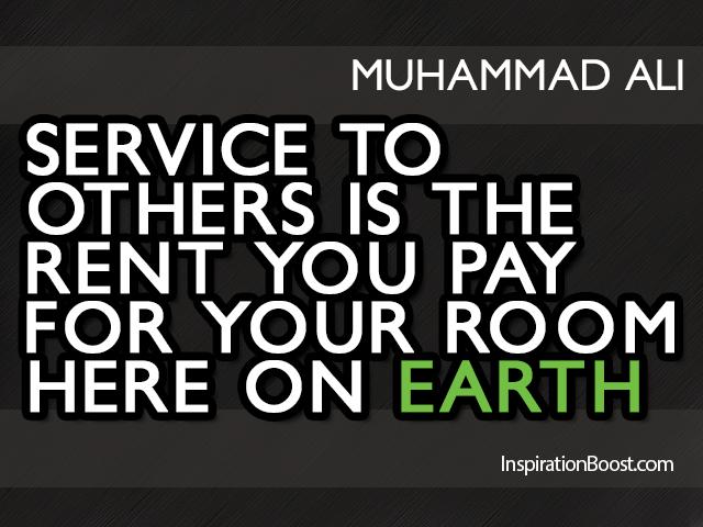Serve quote #5
