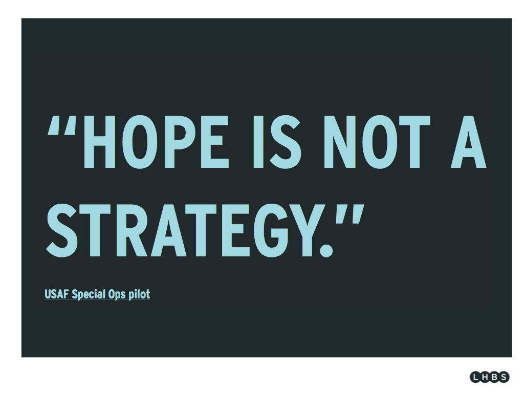 Setback quote #1