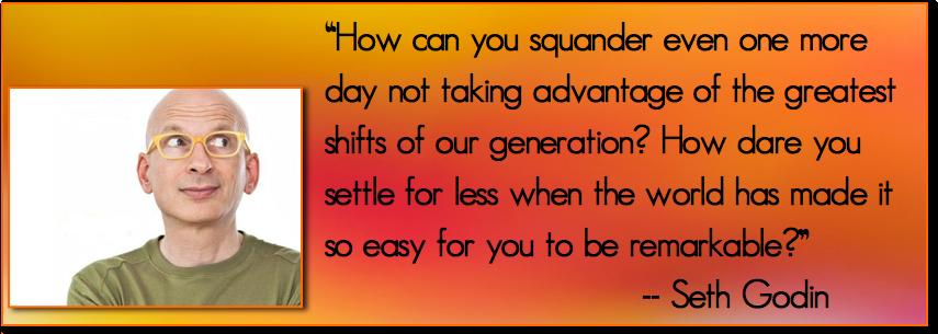 Seth Godin's quote #7
