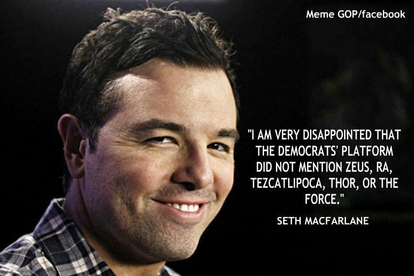 Seth MacFarlane's quote #3
