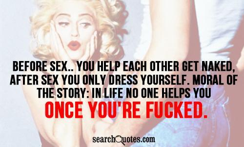 Sex quote #4