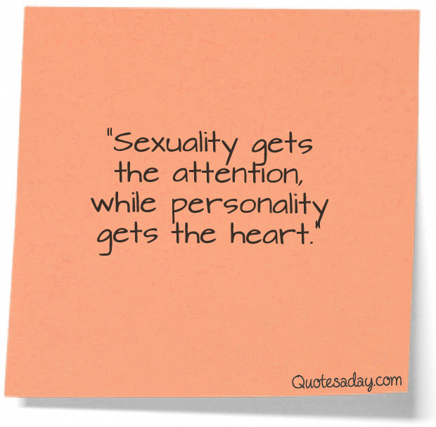 Sexuality quote #3