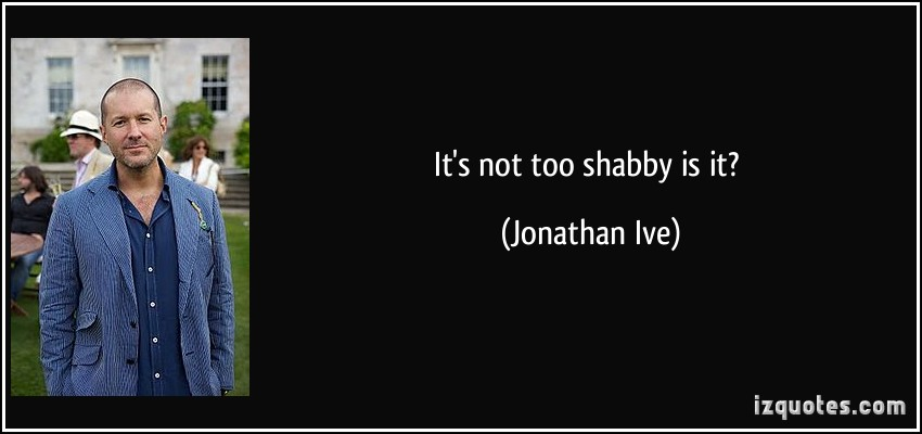 Shabby quote #1