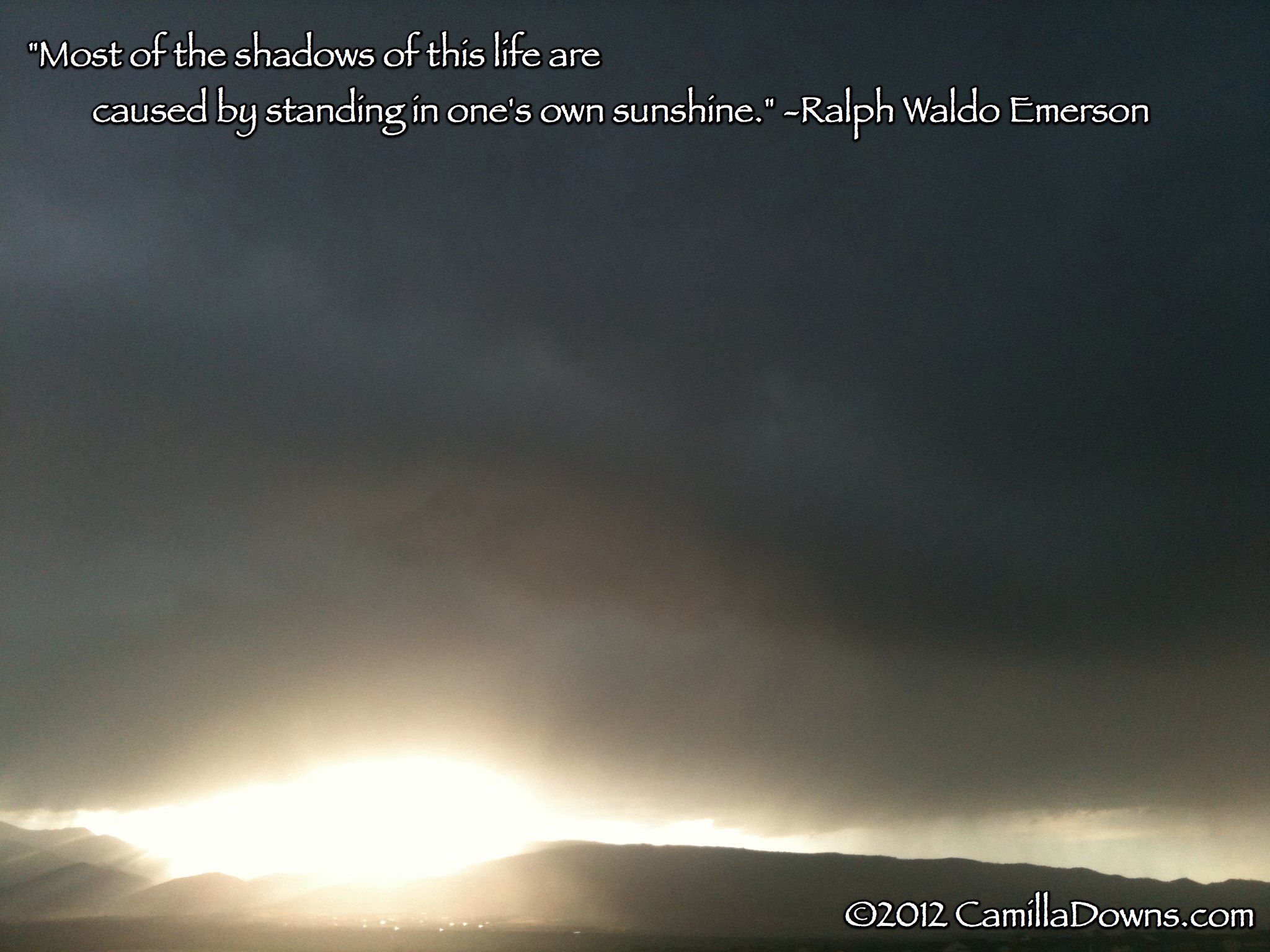 Shadow quote #1