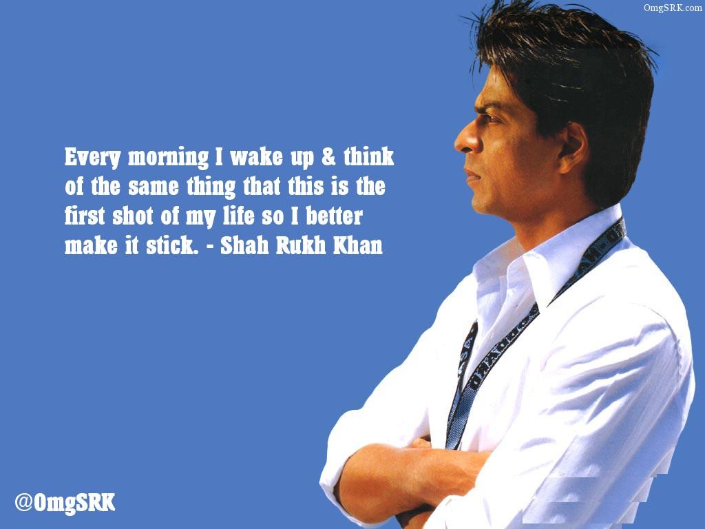 Shahrukh Khan's quote #6
