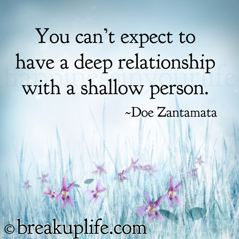 Shallow quote #4