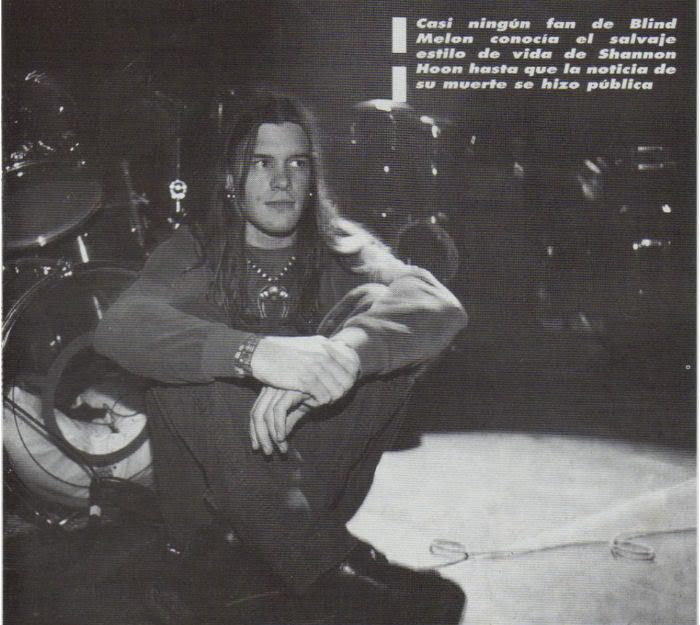 Shannon Hoon's quote #5