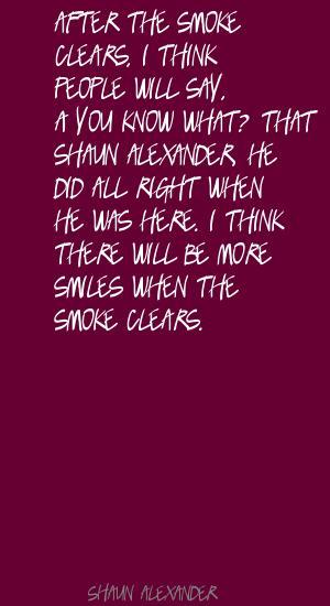 Shaun Alexander's quote #8