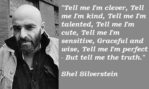 Shel Silverstein's quote #5