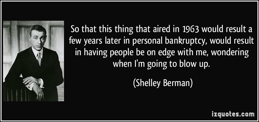 Shelley Berman's quote #5
