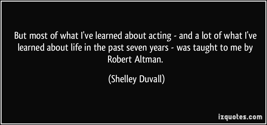 Shelley Duvall's quote #3