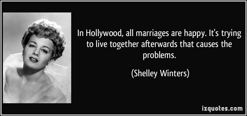 Shelley Winters's quote #2