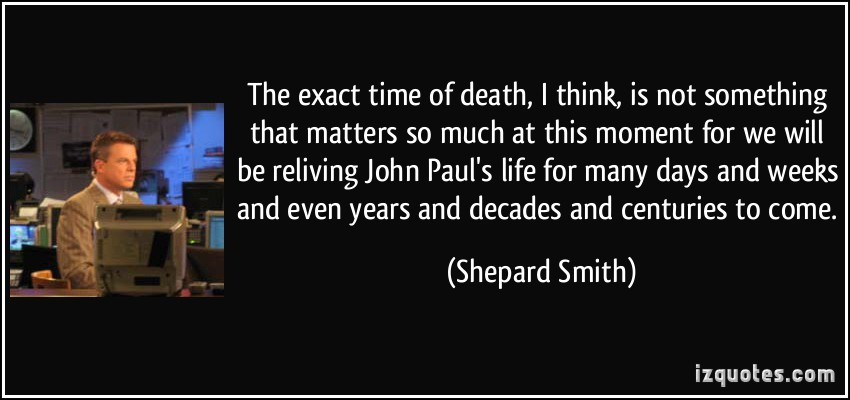 Shepard Smith's quote #2