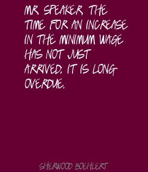 Sherwood Boehlert's quote #7