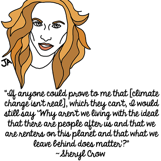 Sheryl Crow's quote #3