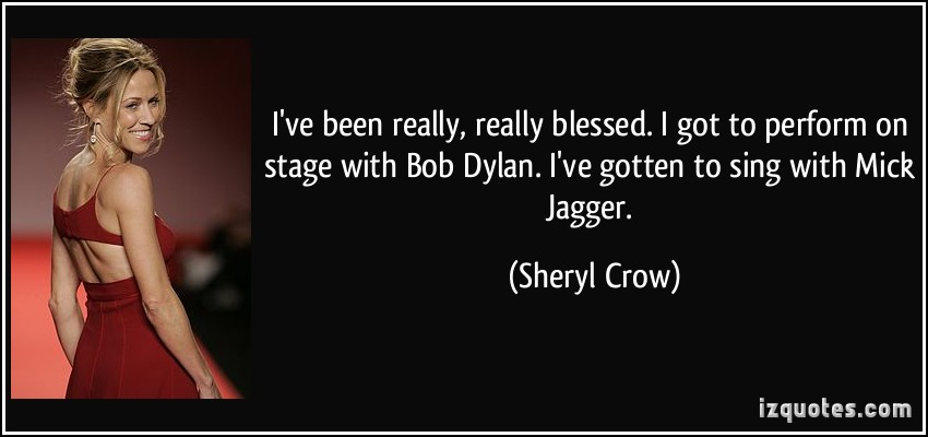 Sheryl Crow's quote #4