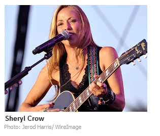 Sheryl Crow's quote #1
