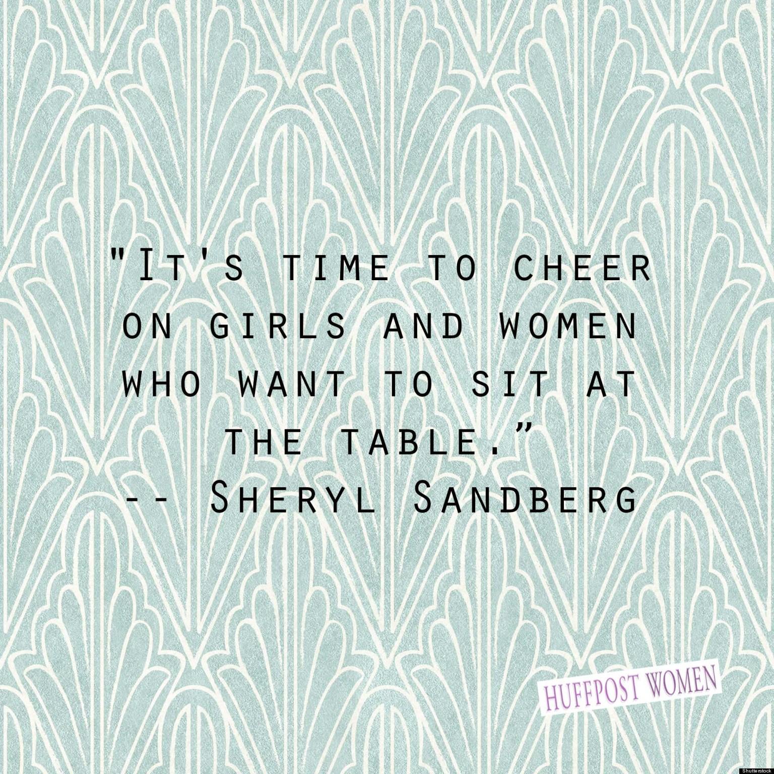 Sheryl Sandberg's quote #8
