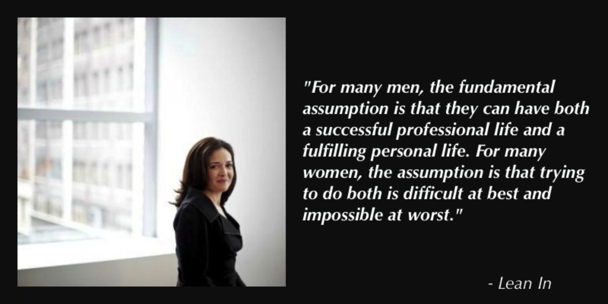 Sheryl Sandberg's quote #1