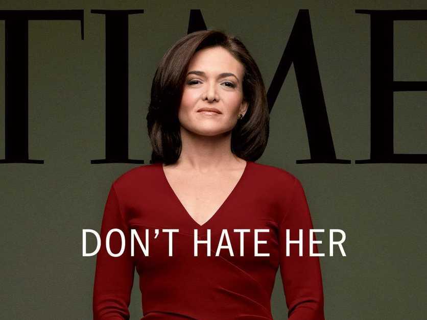 Sheryl Sandberg's quote #5