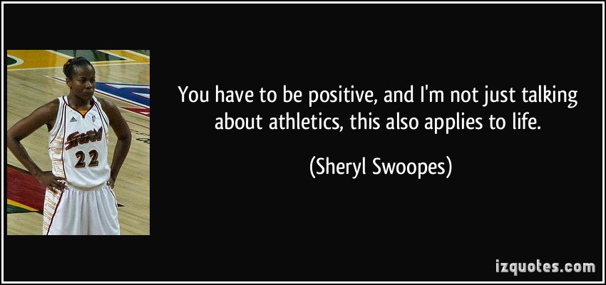 Sheryl Swoopes's quote #6