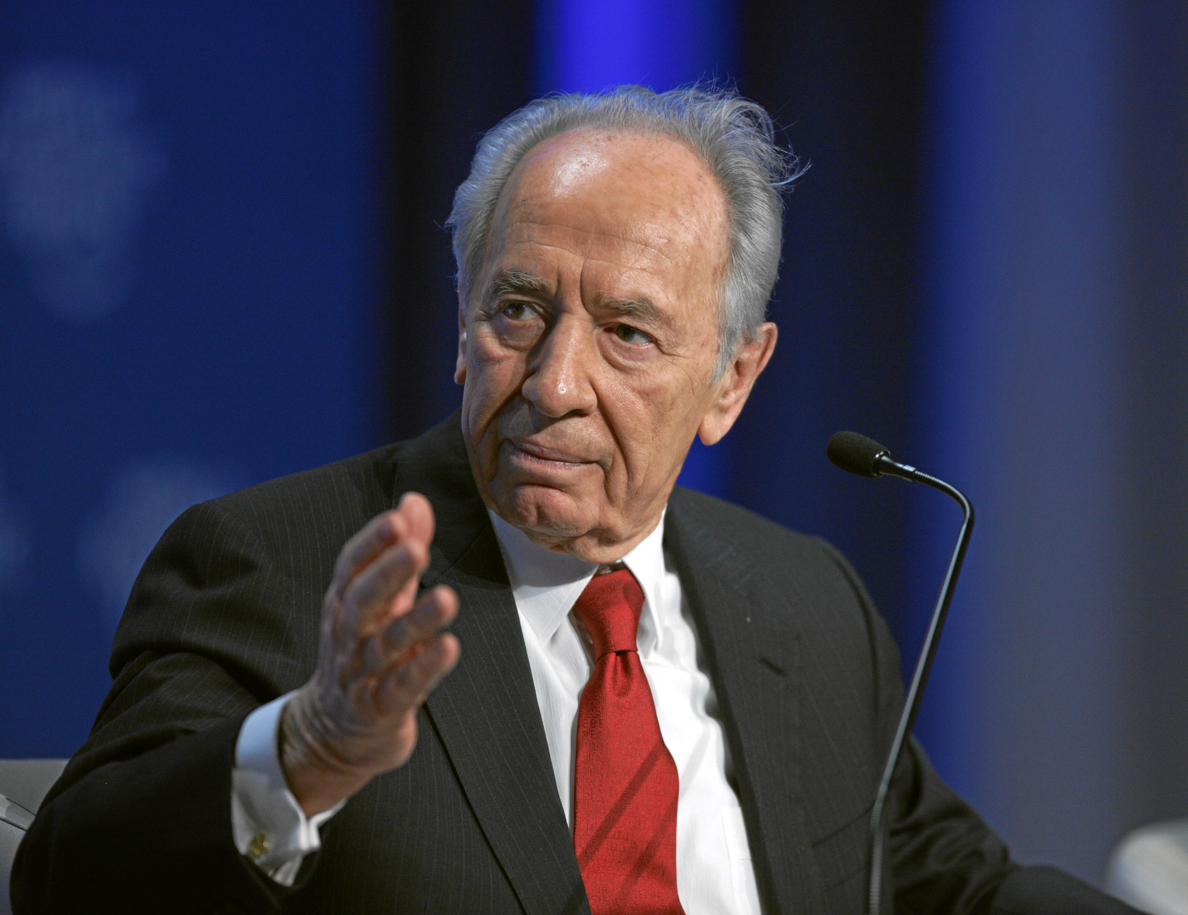 Shimon Peres's quote #5