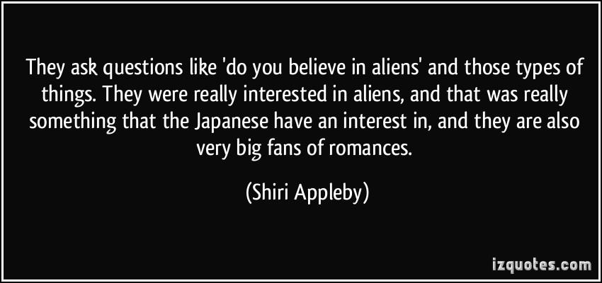 Shiri Appleby's quote #6