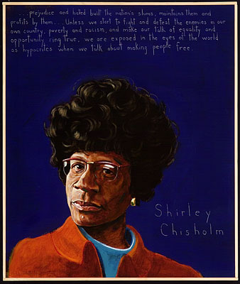 Shirley Chisholm's quote #2