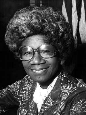 Shirley Chisholm's quote #3