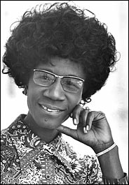 Shirley Chisholm's quote #4