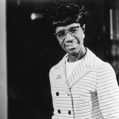Shirley Chisholm's quote #5