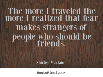 Shirley MacLaine's quote #2