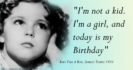 Shirley Temple's quote #3