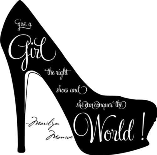 Shoe quote #1