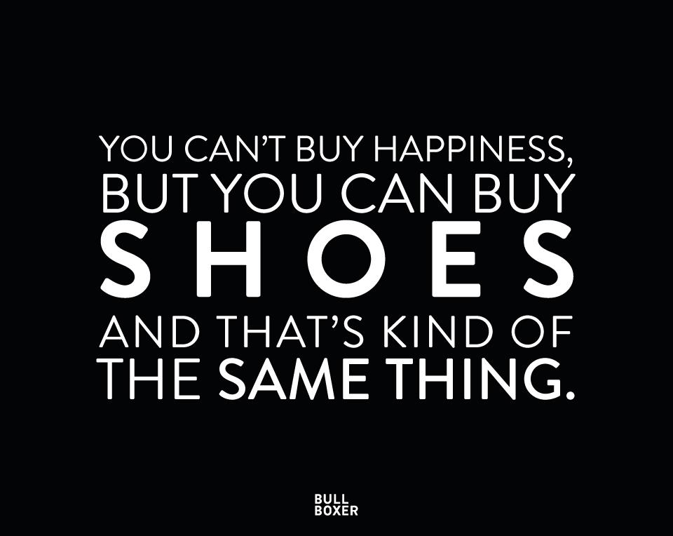 Shoe quote #8
