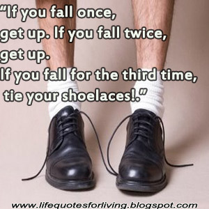 Shoelaces quote #2